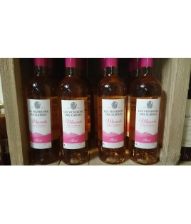 VIN MASSADA ROSE