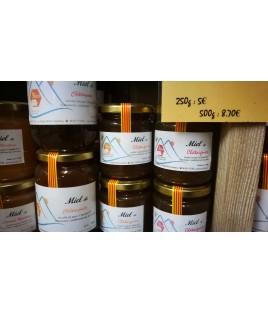 Miel chataignier 250 gr