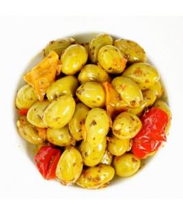 Olives sardanes