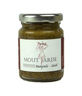 Moutarde BANYULS MIEL